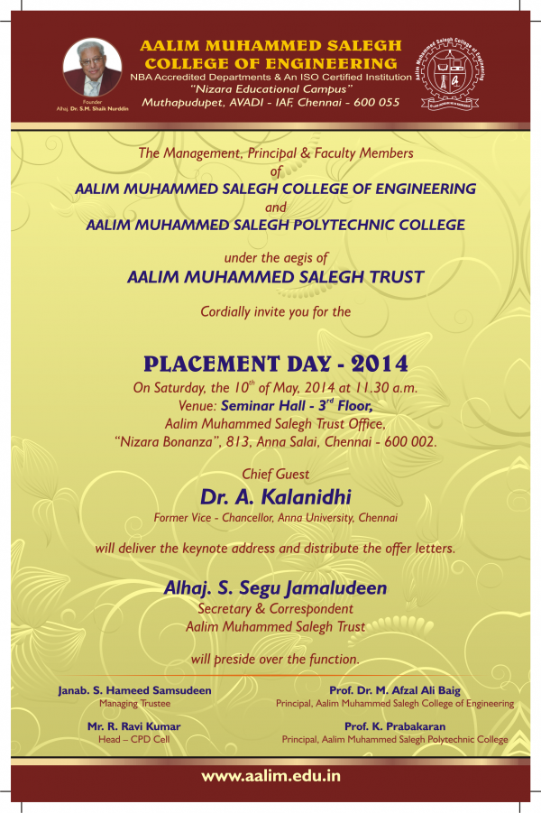 Placement-day-Invitation