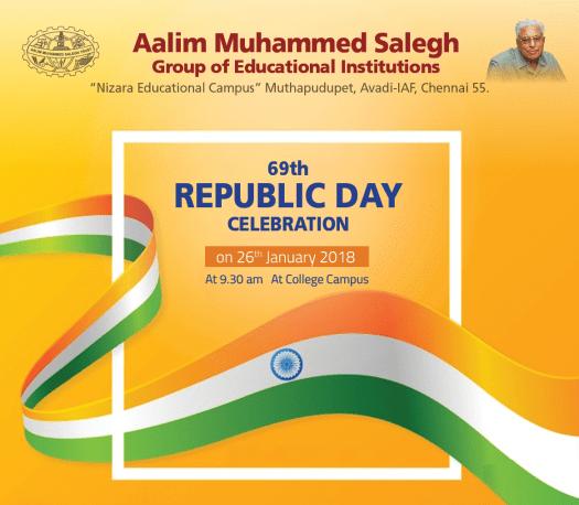 69th Republic day